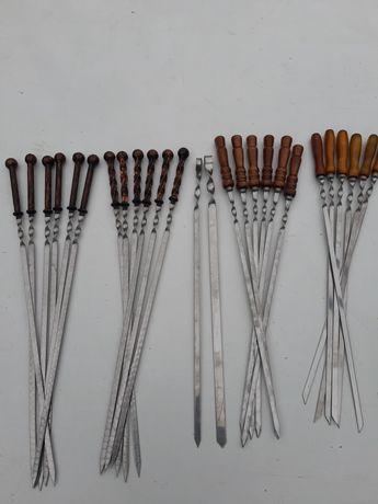 Шампура ручной работы