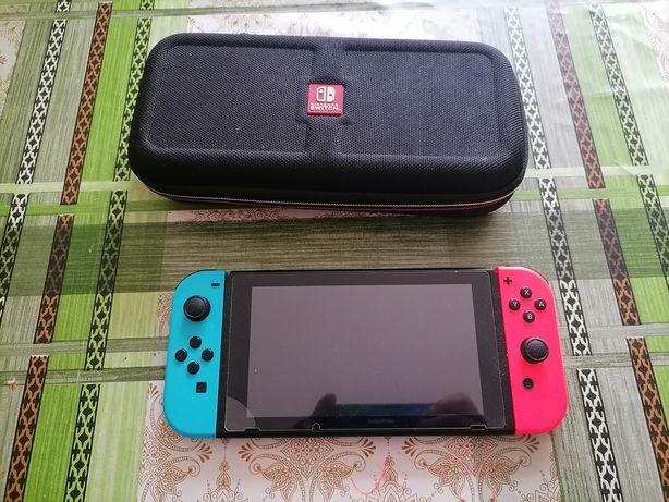 Nintendo switch przerobione / zamiana