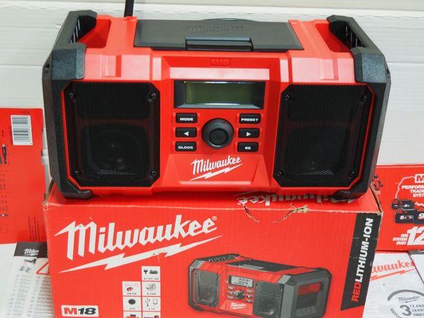 MILWAUKEE M18 JSR radio odbiornik bez baterii 18v