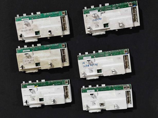 6x Módulos eletrónicos Ariston e Indesit para peças