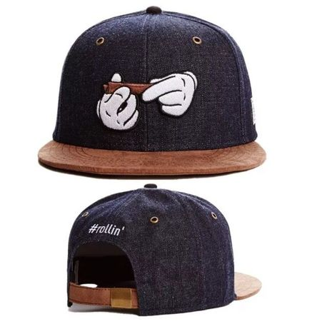 Boné Snapback Cayler Sons Rollin , cap chapéu boné