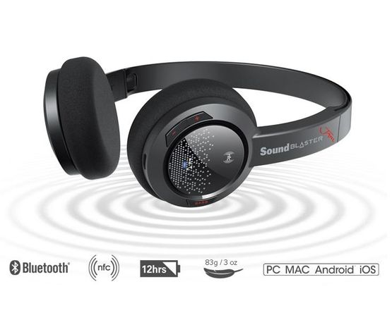 Creative Sound Blaster JAM Wireless Headset