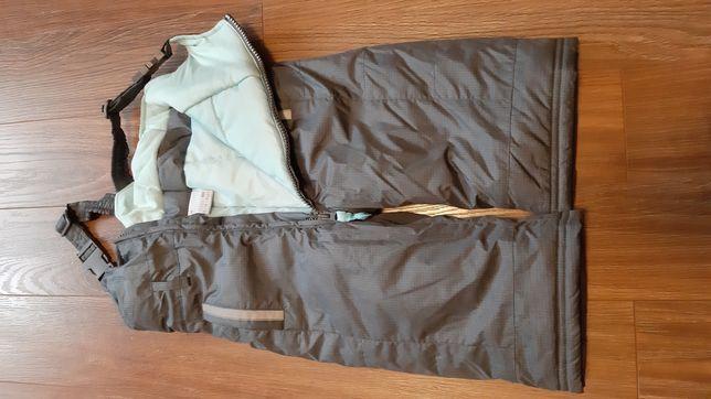 Spodnie zimowe Coccodrillo jak nowe