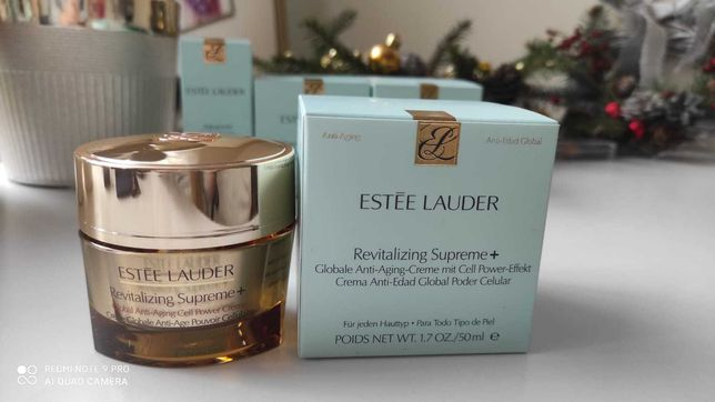 Estee Lauder revitalizing supreme + dzień/noc