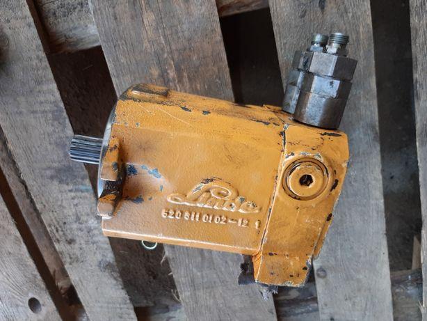 Silnik obrotu linde MMF 43 koparka, ładowarka