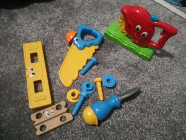 Narzędzia zabawki dla chłopca