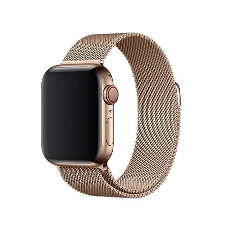 Smartwatch Rosa gold