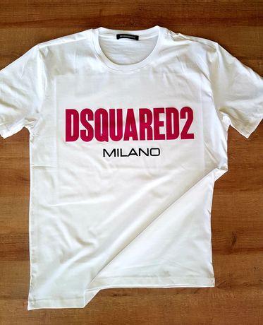 T-shirt dsquared2 100% Algodão Orgânico