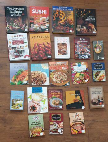 Książki kulinarne od 2 zł