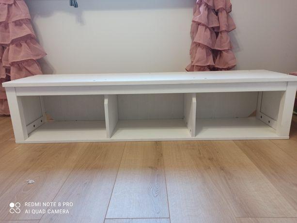 Półka regał Ikea hemnes biała