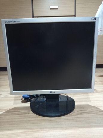 Monitor LG Flatron 17 cali