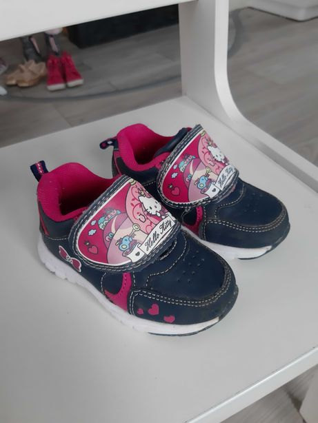 Buciki adidasy Hello Kitty roz. 22