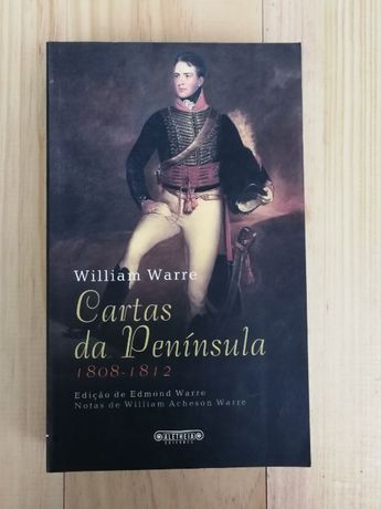 cartas da península, william warre, altheia editores