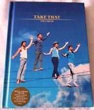 Take That - The Circus (Special DeLuxe Digibook Limited Edition)