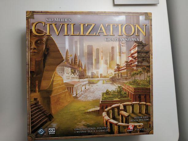 Gra, civilization, jak nowa, okazja
