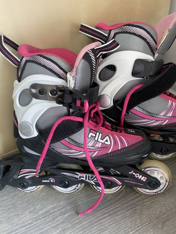 Fila Skate Patina Em Linha J-One Girl