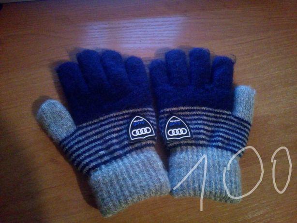 перчатки зимние на мальчика