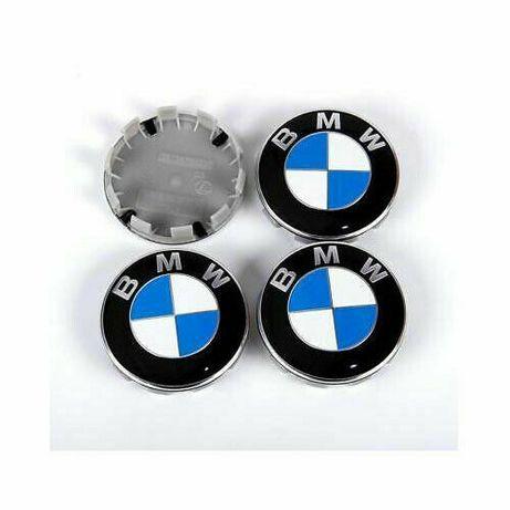 Tampas centro de jante BMW 68mm