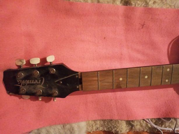 Гриф  для шестиструной  гитары  Трембита