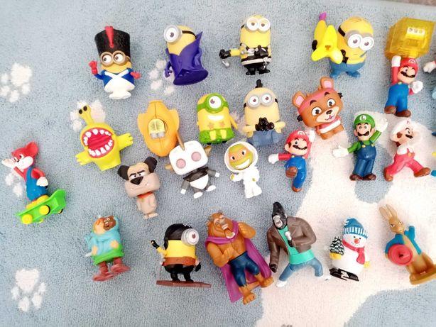 Zabawki figurki różne
