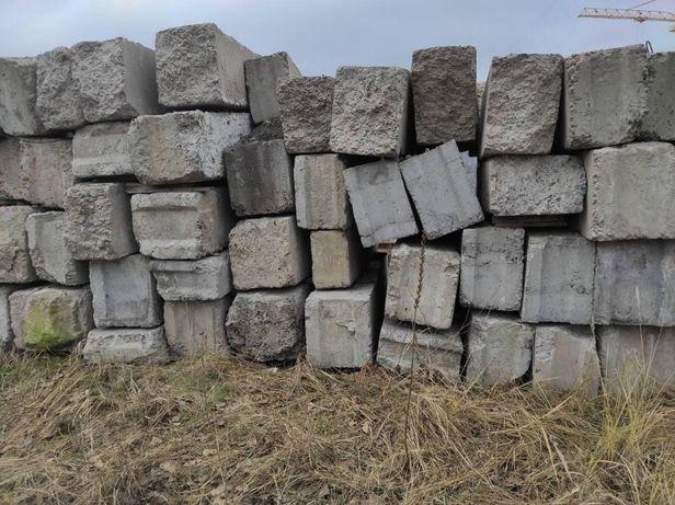 Блоки Фундаментные ФБС Киев