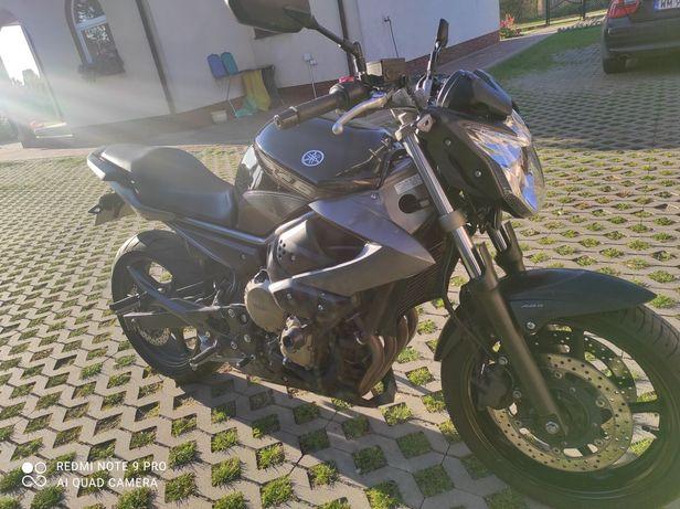 Yamaha xj6n ABS A2