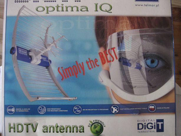 Antena dvbt telewizji naziemnej
