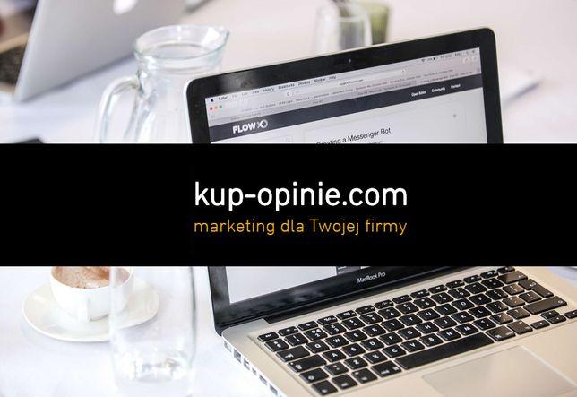 PROFESJONALNE Pozycjonowanie | KUP OPINIE GOOGLE Facebook Tripadvisor
