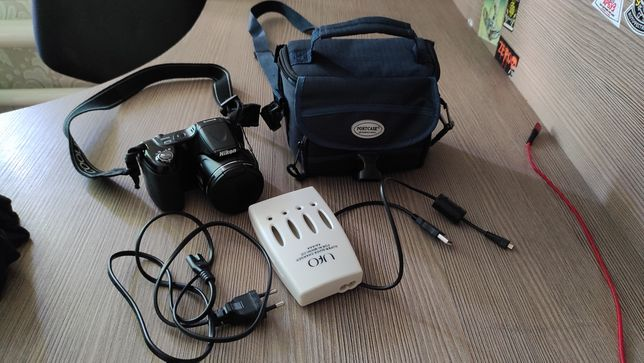 Продам фотоаппарат Nikon coolpix l820