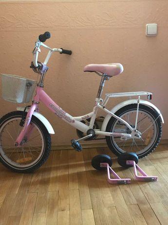 Продается детский велосипед на 3-7 лет