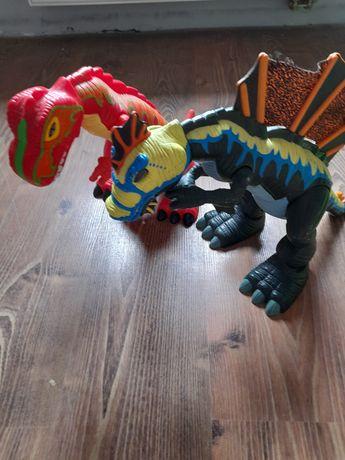 Sprzedam Dinozaur duży z Fisher Price.