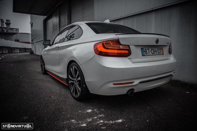 BMW 220 d Line Sport Auto