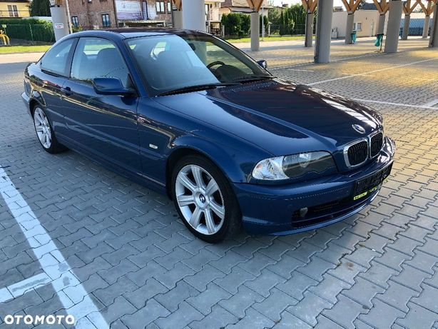 BMW Seria 3 2.0 Benzyna GAZ LPG Coupe Klimatronik Ładny Stan...
