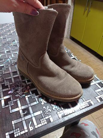 Сапоги деми ботинки