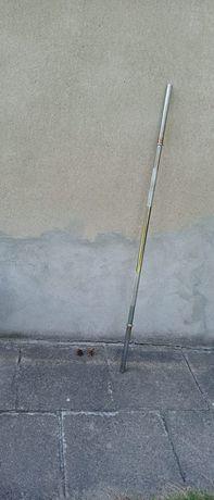 Gryf prosty 160 cm fi 28