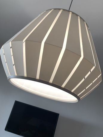 Candeeiro Branco Ikea