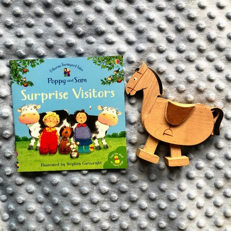 Surprise Visitors Farmyard Tales Usborne