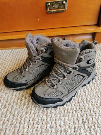 Ботинки зимние туристические Highland Creek для девочки 36 р-р