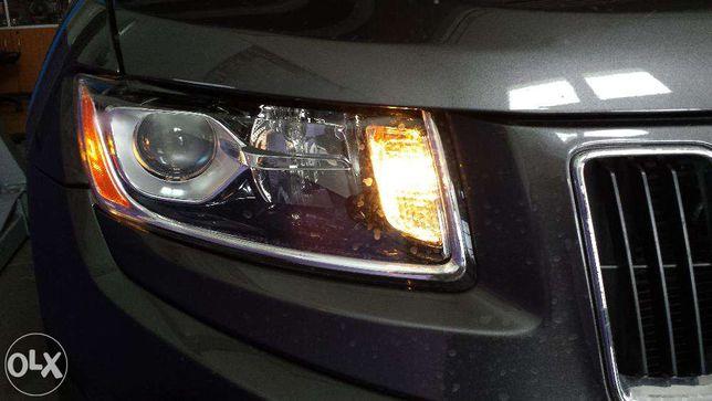 Przerabianie lamp w samochodach amerykańskich