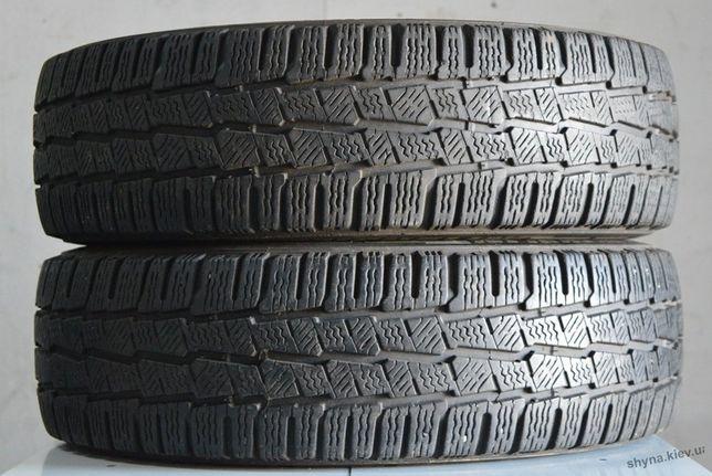 Зимние шины б/у 195/65 R16С -102/104R- Michelin Agilis Alpin
