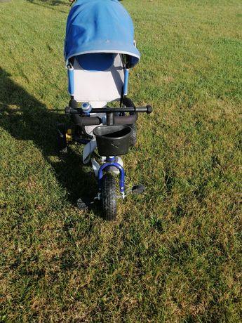 Rowerek trójkołowy dla dziecka. Stan dobry