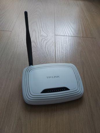 Роутер TP-LINK TL-WR740N. Для передачи данных до 150Мбит/с