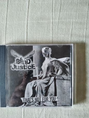 Blind Justice - That's Not For You skinhead/hardcore
