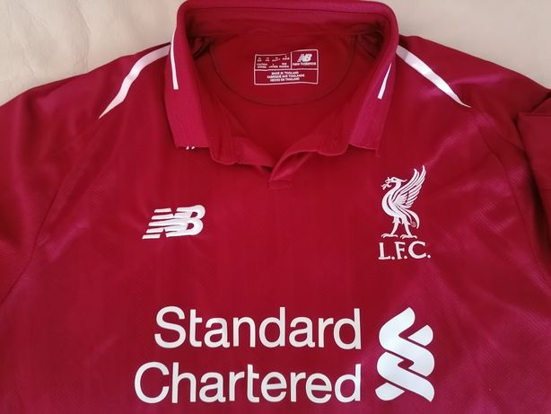 Camisola futebol Liverpool