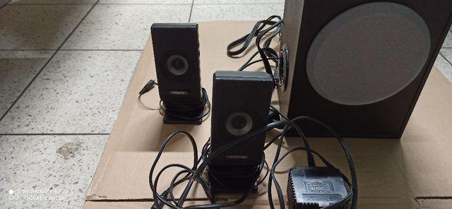 Głośniki Creative A500 2.1