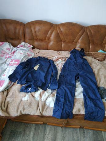 Ubranie robocze ogrodniczki wojskowe Obrona Cywilna