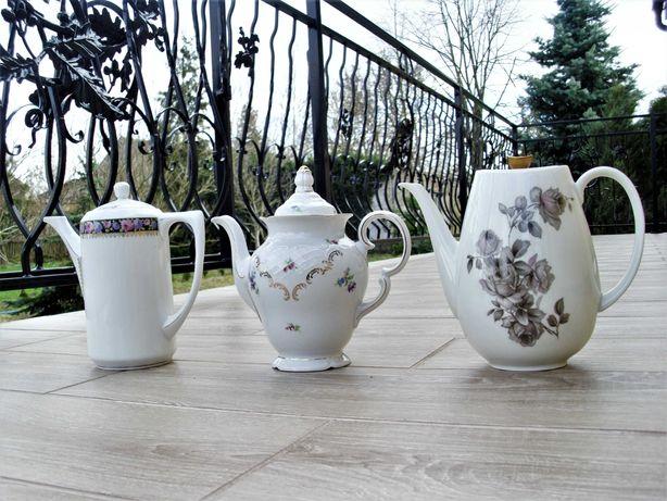 Dzbanek stara porcelana