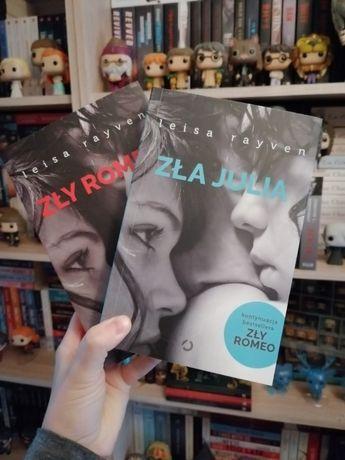 Książki zła julia zły romeo