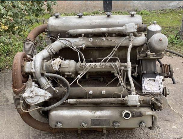 Двигатель ммз 238