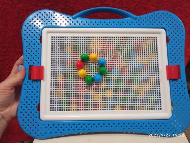 Игрушка детская, мозаика